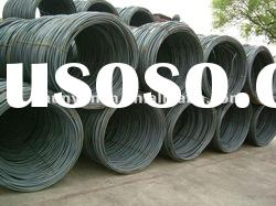 low carbon steel wire rods drawn wire