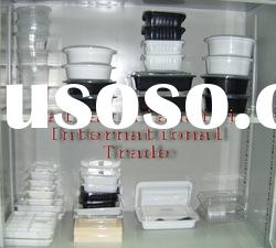 plastic food container/disposable