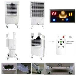 portable evaporative air conditioner