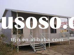 prefabricated steel frame house,cheap prefabricated house,overhead room