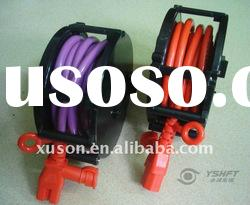 retractable cord reel for electrical equipement