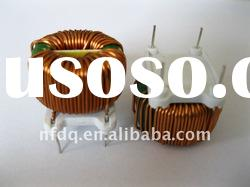variable magnetic core inductor