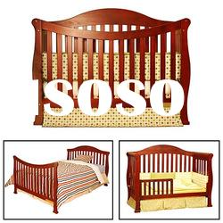 wooden Baby/Nursery/Infant crib Furniture