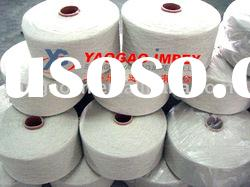 100% recycled cotton yarn open end yarn