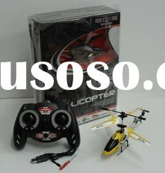3 channel alloy radio control helicopter with gyro, rc toys rc/F923801
