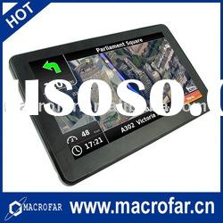 7 inch GPS navigation systems bluetooth AV-in FM/AM isdb-t radar 2/4GB SD free map
