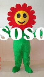 Adult Sunflower Costume,Movie Cartoon Costume, Fancy Dress Costume