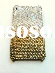 Bling Diamond Hard Crystal Case Skin Cover for Apple iPhone 4
