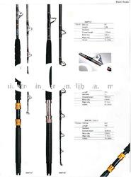 Carbon Fiber Boat Rod,Sea Fishing Rods,Big game fishing rods