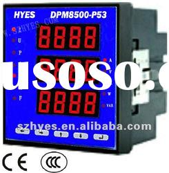 DC Energy Meter with Modbus Rs485