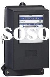 DT862 Three phase active & reactive energy Mechanical Type KWH meter