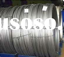 Hot rolled ASTM 304 stainless steel wire