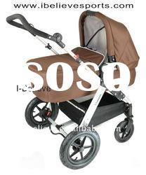 I-S021 Hot Design Air-input Wheels (Stroller Baby Carry Cot) Baby Pushchair