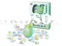 Letter Guitar Learning Skills, educational baby toys