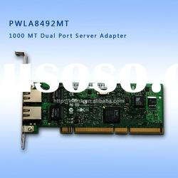 Ethernet Dual Port on Pwla8492mt Pci X Dual Port Gigabit Ethernet Network Adapter