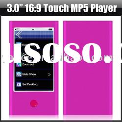 Portable MP5 Player with 3 inch TFT Screen,YH-M518