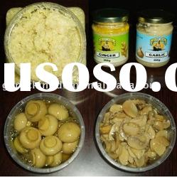 Sell Garlic Paste,Ginger Paste,Chilli Paste canned food