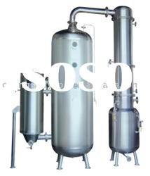 Single-Effect External Cycling Vacuum Evaporator (alcohol Can Be Reclaimed)