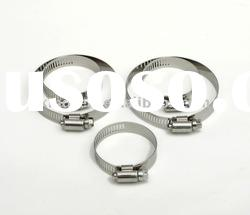 Stainless Steel American Type Worm Drive Hose Clamps K32SS