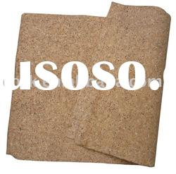 eco-friendly cork sheet/ cork board/ for message, wallpaper, floor undelayment, shoes, handbag