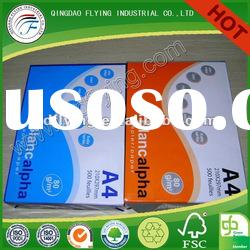 hot sale good quality a4 paper 80 gsm
