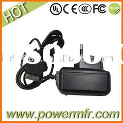 mobile phone charger AC adapter output DC 5V