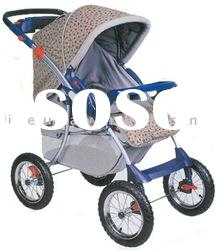 reversible baby stroller 2118 with big wheels
