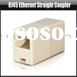 10X RJ45 Ethernet Straight Coupler/Network Cable Joiner,Connector ( YHA-PC022 )