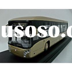1:43 scale oem die-cast big city bus toy model