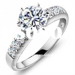 2011 1 carat solitaire diamond ring engagement ring new ring