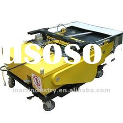 2012 Hot Sale Rendering Machine For Wall