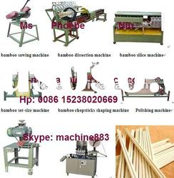 2012 Hot-sale bamboo and wood chopsticks machine production line 0086 15238020669