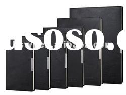 2012 Top Sale New Design Office & School PU/PVC leather cover notebook