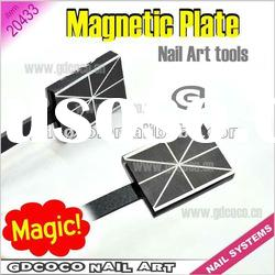 20433-g#Patterns Nail Art Magnet Rod set For Magic Magnetic Polish New