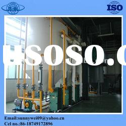 30T/D palm oil processing machine for oil refining with fractionation