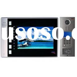 3G Video Door Phone with Home Alarm System and CE, RoHS, Works with Home Alarm Accessories