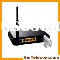 3G WIFI Router / WIFI Router / 3G Router / Gateway / 4LAN 3G Wireless Router