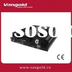 4 Channels H.264 Car Camera DVR VG-0014 with High Resolution and GPS module and Russain language