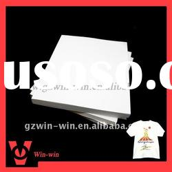 A4 inkjet heat transfer printing paper for dark color t-shirt