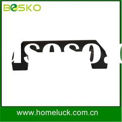 ABS/PP plastic pull handle & plastic drawer pull