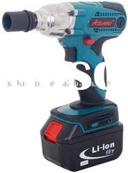 ASAKI Li-Ion Cordless Impact Wrench--Extremely Professional