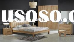A-107 new design European pine bedroom furniture sets