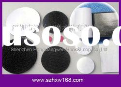 Adhesive circle hook and loop Velcro