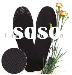 Bamboo Charcoal Antibacterial Deodorizing Shoes Insole