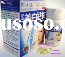 Beauty Skin Care Product- Pearl Whitening&Spots Removing capsule
