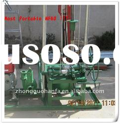 Best Selling!HF80 Portable Type Machine Used For Piling and Water Well Drilling