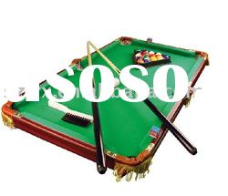 Billiard Table for children or kids mini pool table