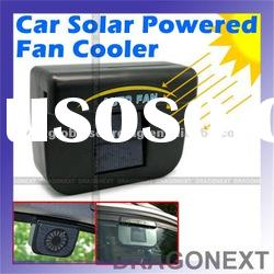 Brand New Solar Powered Car Auto Cool Air Vent Cooler Cooling Fan