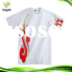 Bulk blank t-shirts for printing or embroide