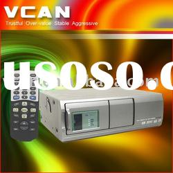 CAD-3600, DVD Changer,6-disc with DVD, CD, MP3, CD-R, CD-RW, DVD-RW compatible